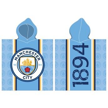 Poncho kąpielowe Manchester City RPZ-03
