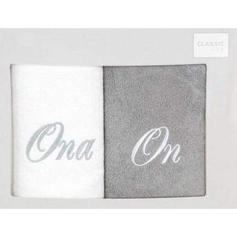 Komplet ręczników 2-częściowy RS2-08