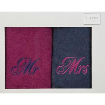 Komplet ręczników 2-częściowy RU2-01