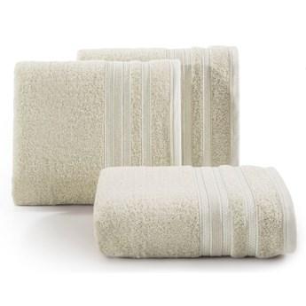 Ręcznik bawełniany beżowy R43