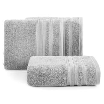 Ręcznik bawełniany szary R43
