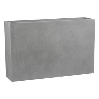 Donica z włókna szklanego D272B szary beton