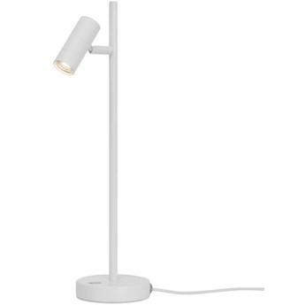 Biała lampa stołowa led Omari NORDLUX