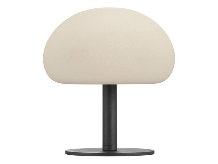 Lampa stołowa stojąca przenośna bezprzewodowa Led Spogne 20 NORDLUX Kwadratowe Len 60x60 cm Poszewka dekoracyjna Pomieszczenie Sypialnia