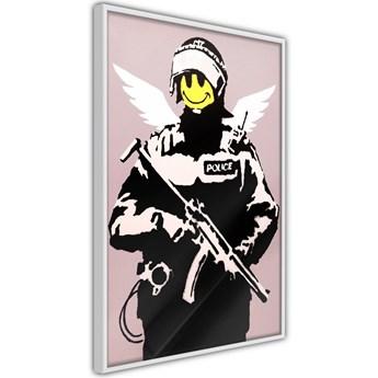 Plakat - Banksy: Flying Copper