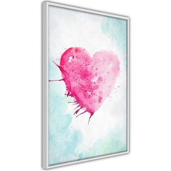 Plakat - Symbol miłości