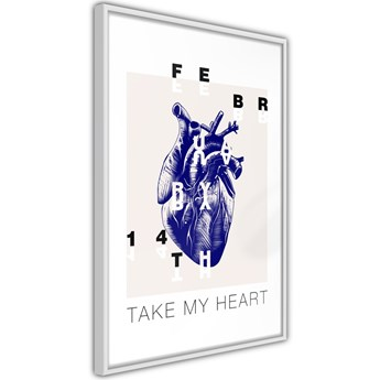 Plakat - Walentynki
