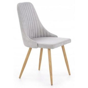 Krzesło K285 Jasny Popiel Halmar