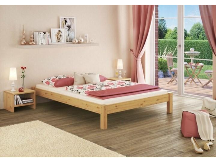 SELSEY Łóżko drewniane Latteria