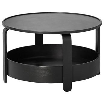IKEA BORGEBY Stolik kawowy, Czarny, 70 cm
