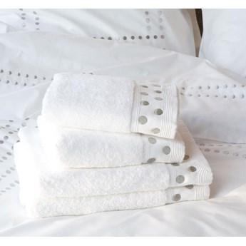 Ręcznik bawełniany Essix Vénézia Argent