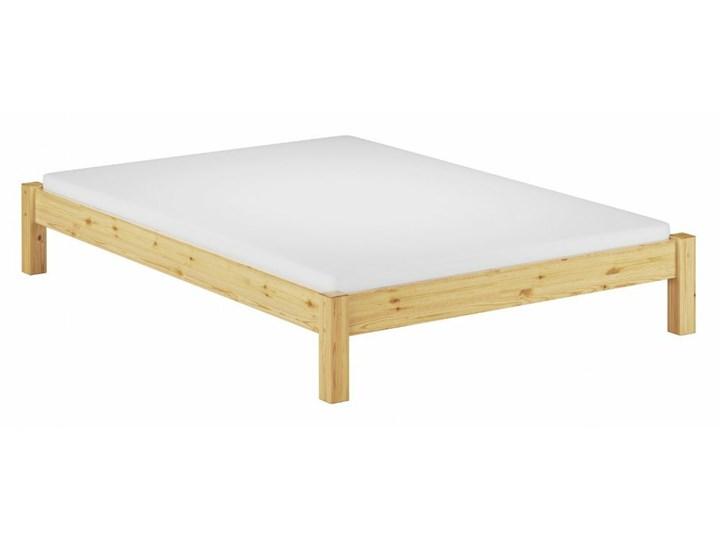 SELSEY Łóżko drewniane Latteria Drewno Kategoria Łóżka do sypialni Styl Klasyczny