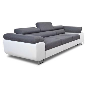 Nowoczesna sofa Annabelle II z regulowanymi podłokietnikami Monolith 77