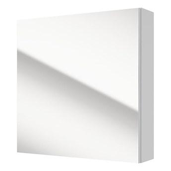 SELSEY Szafka łazienkowa Stouq wisząca z lustrem 60x60 cm