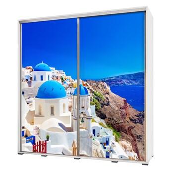SELSEY Szafa Wenecja 205 cm Santorini
