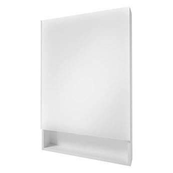 SELSEY Szafka łazienkowa Zhist wisząca z półką i lustrem