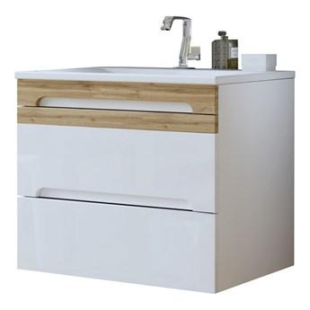SELSEY Szafka pod umywalkę Warner biała 80 cm