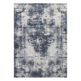 SELSEY Dywan łatwoczyszczący Kwame szary abstrakcja 160x230 cm