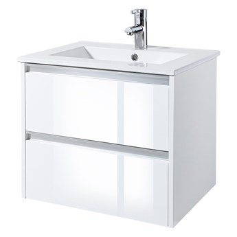 SELSEY Szafka pod umywalkę Antari 60 cm biała
