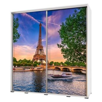SELSEY Szafa Wenecja 205 cm Paryż