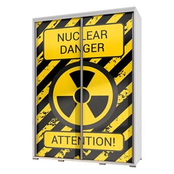 SELSEY Szafa Wenecja 155 cm Nuclear Danger