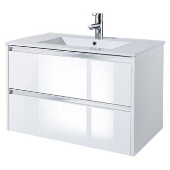 SELSEY Szafka pod umywalkę Antari 80 cm biała