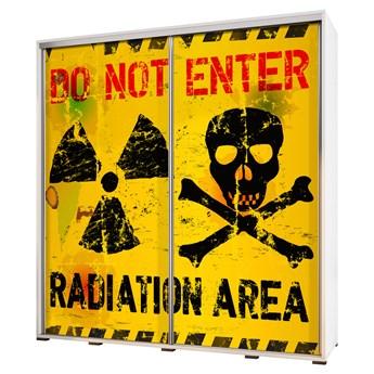 SELSEY Szafa Wenecja 205 cm Radiation Area