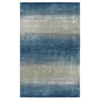 SELSEY Dywan nowoczesny Schinus jasny niebieski Ombre