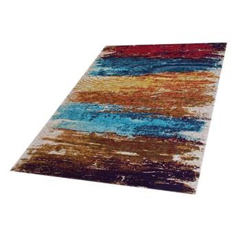 SELSEY Dywan syntetyczny Zabawa farbami 160x230 cm