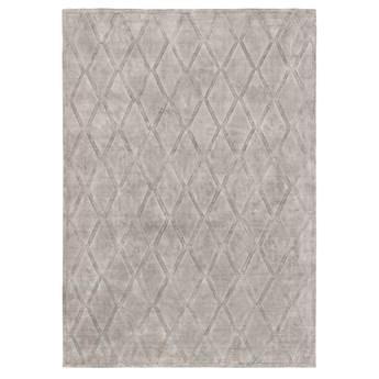 SELSEY Dywan klasyczny Nepeta jasnoszary mozaika