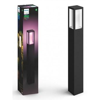 Lampa Philips Hue Impress RGBW słupek czarny 2x8W 24V