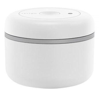 Pojemnik na kawę FELLOW Atmos Canister-0,4l pojemnik próżniowy biały