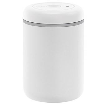 Pojemnik na kawę FELLOW Atmos Canister-1,2l pojemnik próżniowy biały