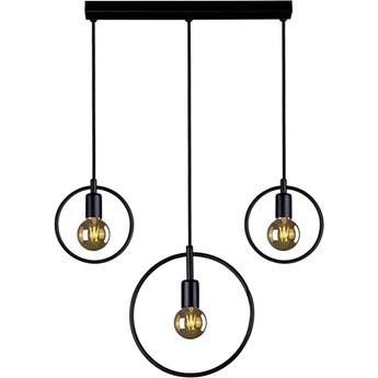 Industrialna lampa wisząca nad stół - S090-Drisa