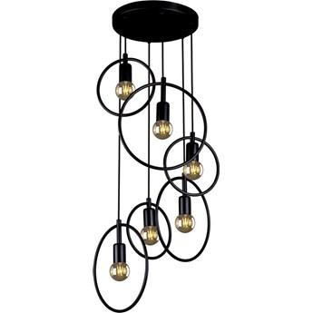 Industrialna lampa wisząca kaskada - S091-Drisa