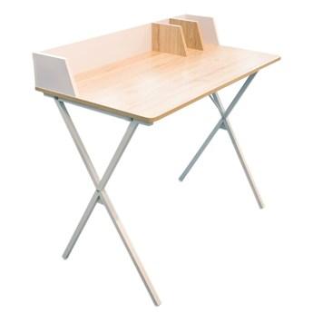 Boho biurko białe - Tubli
