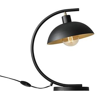 Czarna industrialna - loftowa lampa stojąca (biurkowa 1xE27) Aldex (Espace) 1036B1