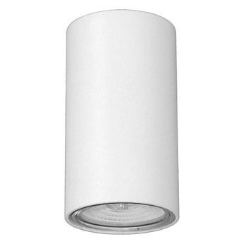 Lampa sufitowa natynkowa LED - biała tuba 1xGU10, Aldex (Ares) 1043PL/G