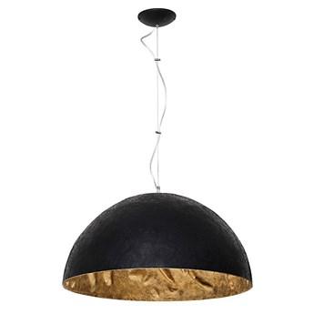 Pojedyncza lampa wisząca, czarno złota czara (62cm) 3xE27, Aldex (Simi) 766E1