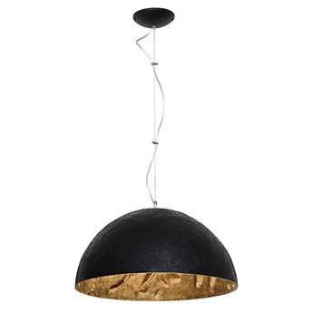 Pojedyncza lampa wisząca, czarno złota czara (45cm) 1xE27, Aldex (Simi) 766G1/D