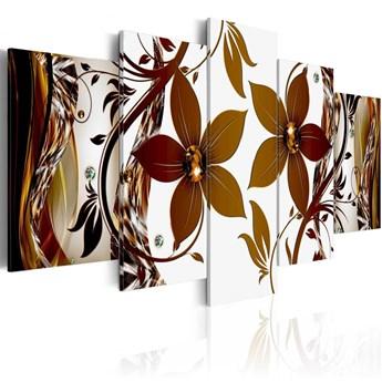 SELSEY Obraz -  jesienny taniec 200x100 cm