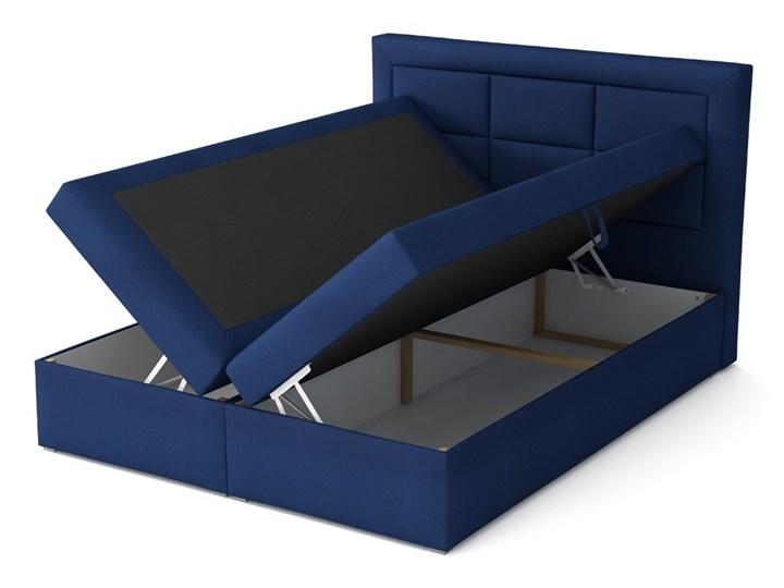 SELSEY Łóżko kontynentalne Nolio Tkanina Łóżko tapicerowane Drewno Kategoria Łóżka do sypialni