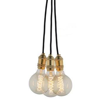 SELSEY Lampa wisząca Bromo x3
