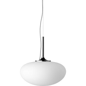 Gubi-lampa sufitowa Stemlite z czarnym uchwytem