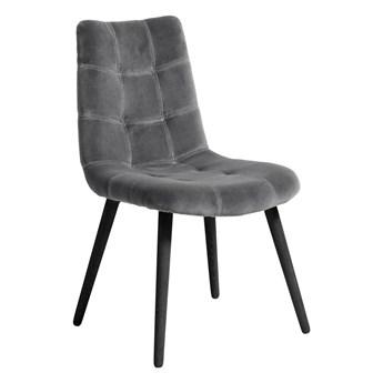 Nordal-Krzesło obiadowe aksamitne