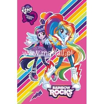 Ręcznik bawełniany licencyjny My Little Pony 40x60 RDH-20