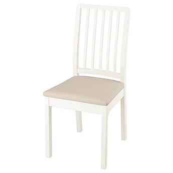 IKEA EKEDALEN Pokrycie krzesła, Hakebo beżowy