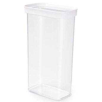 Pojemnik plastikowy TEFAL Optima N1141310 2.8 L Przezroczysto-biały