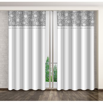 Zasłona dekoracyjna ZMH-401 Mariall