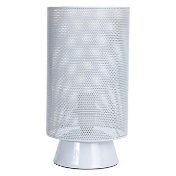 Lampa stołowa Intesi Kross biała